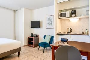Aparthotel Adagio Access Nice Acropolis, Hotels  Nice - big - 4