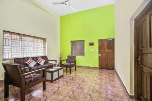 Spacious 1BR Retreat, Goa, Appartamenti  Marmagao - big - 12