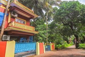 Spacious 1BR Retreat, Goa, Appartamenti  Marmagao - big - 13