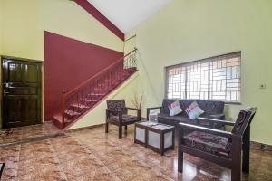 Spacious 1BR Retreat, Goa, Appartamenti  Marmagao - big - 14