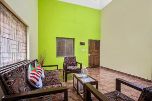 Spacious 1BR Retreat, Goa, Appartamenti  Marmagao - big - 15