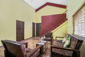 Spacious 1BR Retreat, Goa, Appartamenti  Marmagao - big - 16