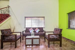 Spacious 1BR Retreat, Goa, Appartamenti  Marmagao - big - 17