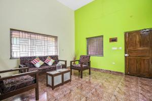 Spacious 1BR Retreat, Goa, Appartamenti  Marmagao - big - 18