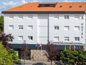 Hotel Afonso V, Aveiro