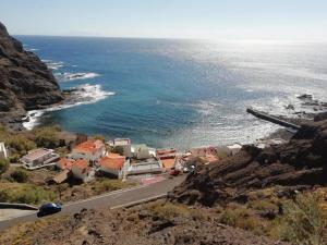 Apart. Mesa Playa de Alojera, Vallehermoso - La Gomera
