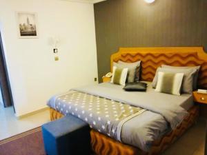 Ne-yo Hotel, Hotel  Asaba - big - 18