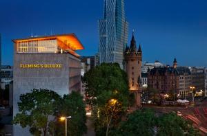 Fleming's Deluxe Hotel Frankfurt Main-Riverside (13 of 33)