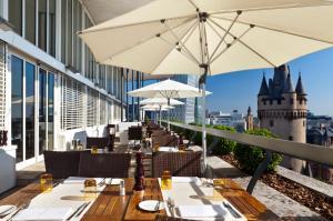 Fleming's Deluxe Hotel Frankfurt Main-Riverside (17 of 33)
