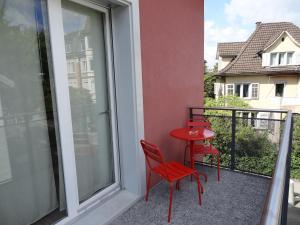 Swiss Star California, Aparthotely  Curych - big - 9