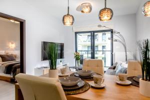 Apartament Diamentowy Gardenia Dziwnów EPapartamenty
