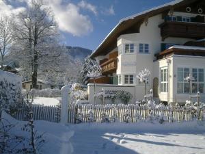 Penzion Landhaus Marinella Hotel Garni Bad Wiessee Německo