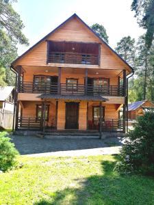 Гостевой дом Кедровое Подворье, Усть-Муны