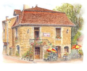 . Hôtel Auberge de La Nauze