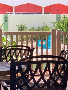 Jade's Oasis, Alloggi in famiglia  Oranjestad - big - 11