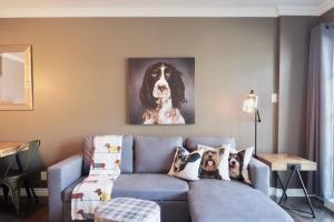 . Appartement du Maitre Chutes Montmorency by Belzile & Nicolas