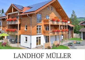 Landhof Müller - Hotel - Wertach