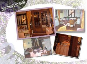 Hotel Restaurant Le Cygne, Szállodák  Conches-en-Ouche - big - 28