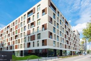 Apartments Warsaw Kolejowa