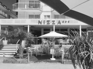 emblème de l'établissement Hotel Nizza Frontemare