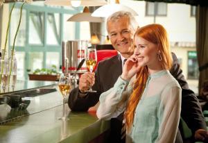 Hotel Restaurant Florianihof, Hotely  Mattersburg - big - 24