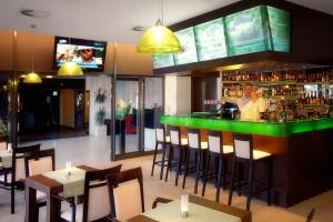 Hotton Hotel, Hotely  Gdynia - big - 89