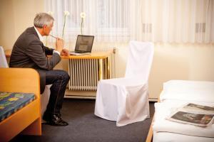 Hotel Restaurant Florianihof, Hotely  Mattersburg - big - 21
