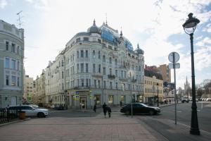 Apartmán Arbat House Apartment on Nikitsky Bulvar Moskva Rusko