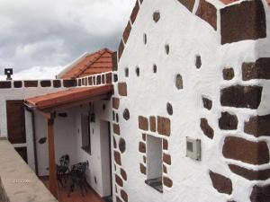 Casa rural Antonio García, Frontera