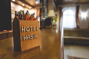 Hasik Hotel, Hotely  Döbrönte - big - 44