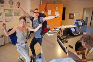 Youth Hostel Rijeka, Hostely  Rijeka - big - 14