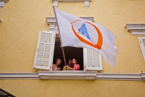 Youth Hostel Rijeka, Hostely  Rijeka - big - 17