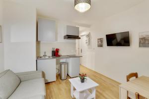 Appartement avec rez de jardin a Disneyland Apartment (Paris ...