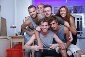 Amigos-Hostel Tel-Aviv Adults Only 18-49