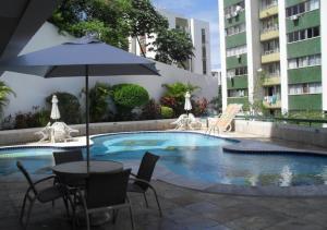 Flat Atlantic City - Apart Hotel Barra Ondina