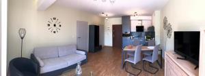 LuxApartament z widokiem i garażem w nowym Zeta Park