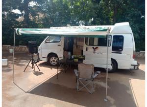 obrázek - Camper Van with Driver