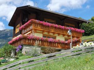 Chata haus bergblick Großkirchheim Rakousko