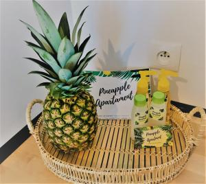 Pineapple Apartment