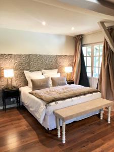 La Ferme de Gringalet - Accommodation - Anthon