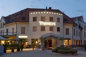 Boutiquehotel ThessoniClassicZürich, Hotely  Regensdorf - big - 26
