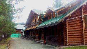 Отель Бунгало клуб, Новоабзаково