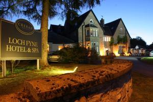 Loch Fyne Hotel & Spa (24 of 38)