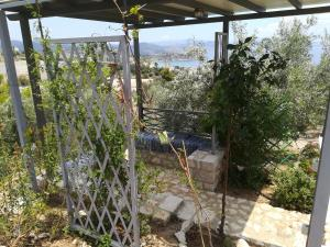 Stone House in olive grove Argolida Greece