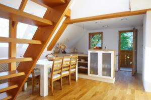 Spacious & cozy apartment at Lake Bohinj (Pr