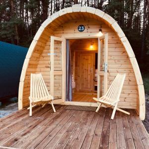 Luxury Camping POD