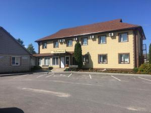 Прибалтийский Отель, Себеж