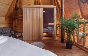 Awesome home in Krizevci pri Ljutomeru w/ Sauna, WiFi and 1 Bedrooms