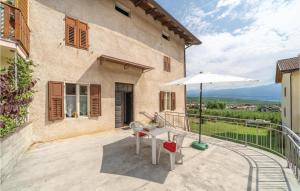 Awesome home in Cunevo w/ WiFi and 2 Bedrooms - AbcAlberghi.com