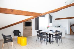 Location gîte, chambres d'hotes Zenitude Hôtel-Résidences La Versoix dans le département Ain 1